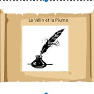 Le Vélin et la Plume