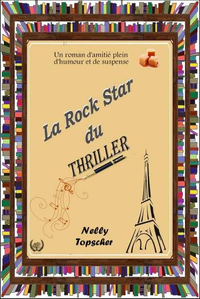 rock star du thriller cover